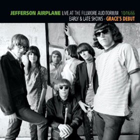 Jefferson Airplane - Grace's Debut