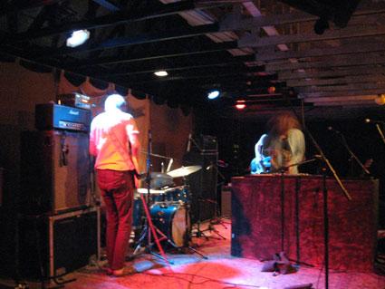 Dungen at Grey Eagle. Photo (c) Bill Kopp.