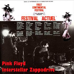 Bootleg Bin: Pink Floyd – Interstellar Zappadrive