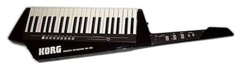 Korg RK-100. Look ma, no piano stool!