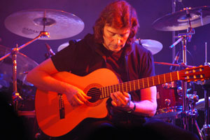 Steve Hackett photo ? Ben Fenner