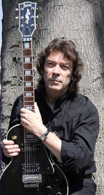 Steve Hackett photo ? Paul Baldwin