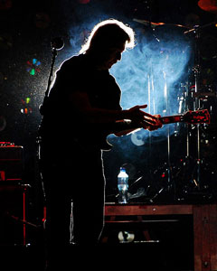 Steve Hackett photo ? Grzegorz Chorus