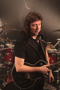 Steve Hackett photo ?Lulu Kyriacou