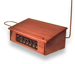 PAiA Theremax Theremin. I'm giving out good vibrations.