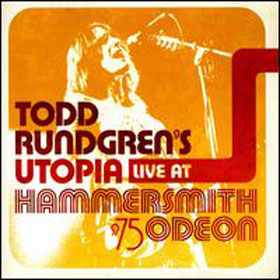 Album Review: Todd Rundgren's Utopia – Live at Hammersmith ...