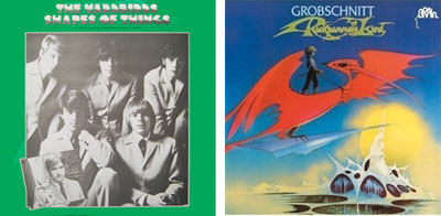 Yardbirds and Grobschnitt